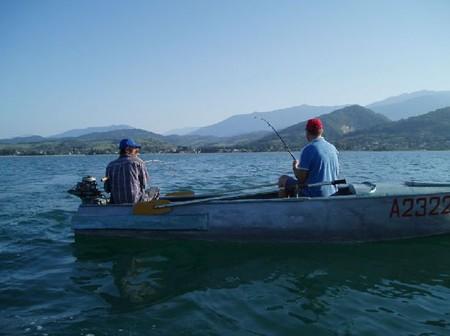 Морская рыбалка в Абхазии — фото 1