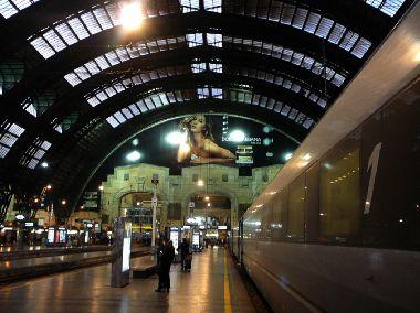 Самолетно-железнодорожно-автобусное путешествие по Италии — фото 9