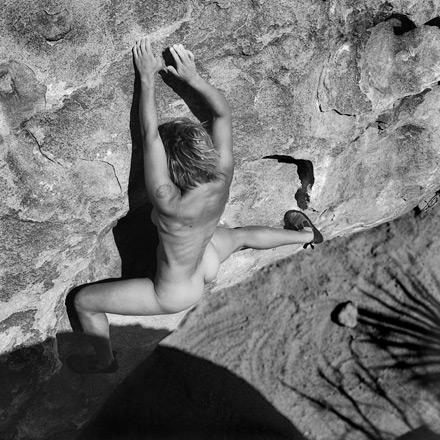 Мужчина с фотоаппаратом: лучше гор, могут быть только женщины на скалах! — фото 10