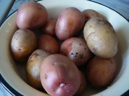 Картошечку помыли