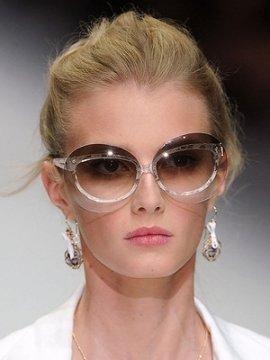 О модных тенденциях в мире солнечных очков 2011. — фото 5