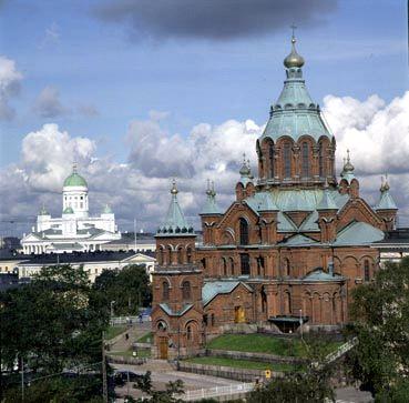Храмы Хельсинки