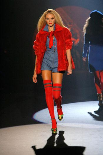 Модная тенденция: красивые ножки напоказ — фото 2