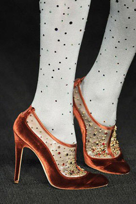 Модная тенденция: красивые ножки напоказ — фото 6