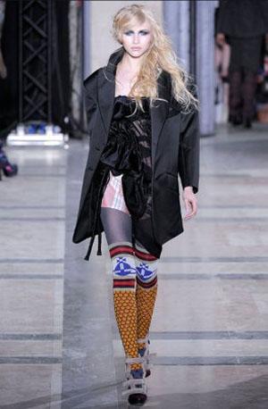 Модная тенденция: красивые ножки напоказ — фото 3