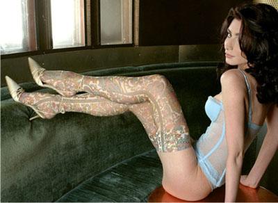 Модная тенденция: красивые ножки напоказ — фото 4