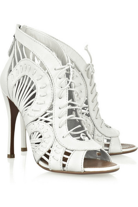 Свадебная обувь 2010. — фото 1