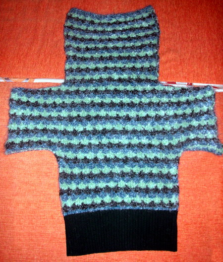 Уютный свитер Benetton — фото 1
