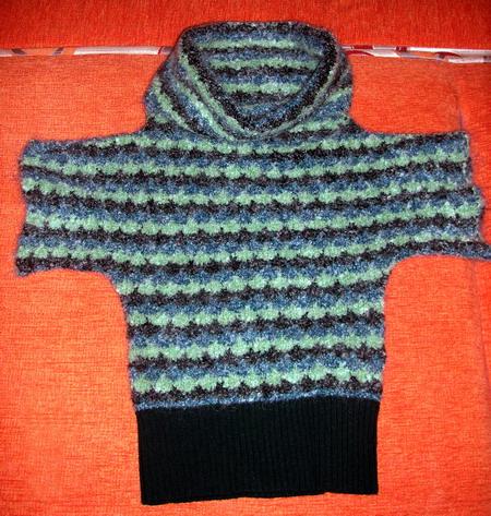 Уютный свитер Benetton — фото 2