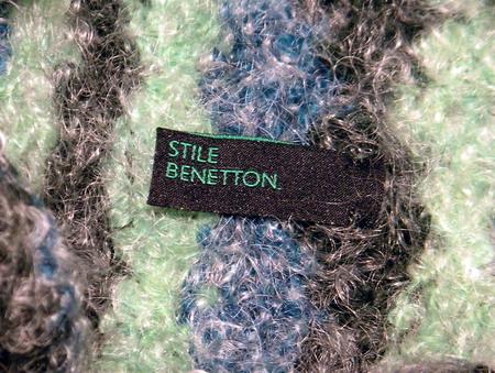 Уютный свитер Benetton — фото 4