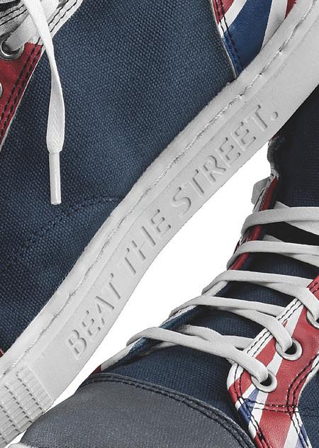 Union Jack Sneakers – великолепные кроссовки от MINI! — фото 5