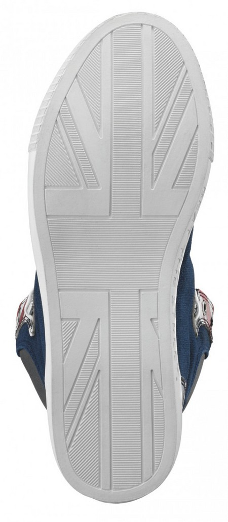 Union Jack Sneakers – великолепные кроссовки от MINI! — фото 4