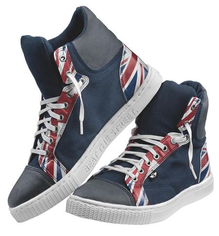 Union Jack Sneakers – великолепные кроссовки от MINI! — фото 7