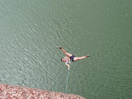 Rope-jumping - один из экстремальных видов активности - что вы думаете об этом? — фото 2