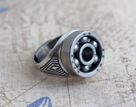 перстень в стиле стимпанк