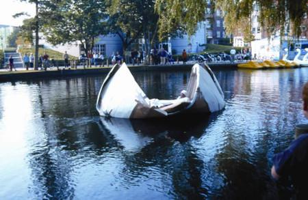 Путешествие на бумажном кораблике