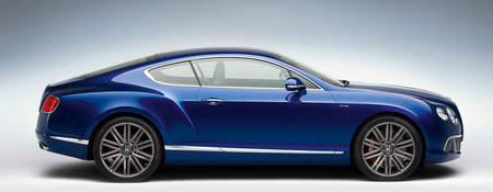 620 лошадей в одном Bentley — фото 1