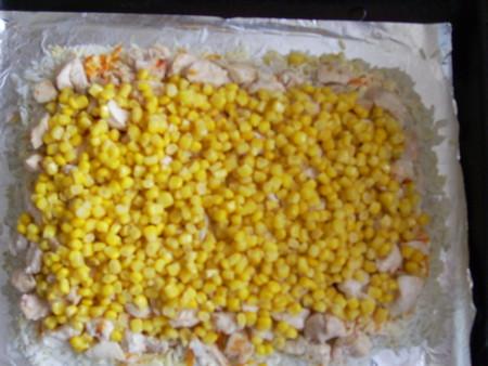Запеканка с рисом и куриным филе — фото 4