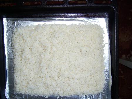 Запеканка с рисом и куриным филе — фото 1