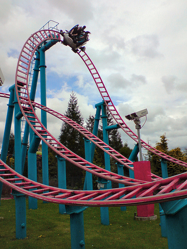 Spinball Whizzer в близи