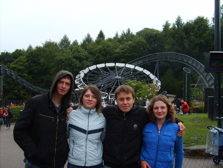 Парк аттракционов Alton Towers — фото 1