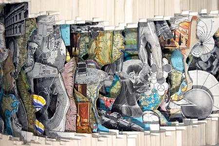 Брайан Деттмер - резчик по книгам — фото 31