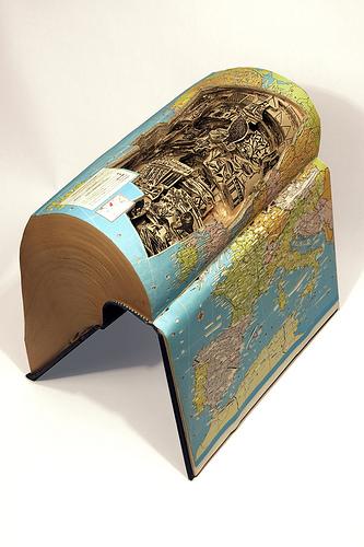 Брайан Деттмер - резчик по книгам — фото 4
