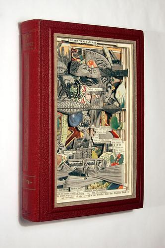 Брайан Деттмер - резчик по книгам — фото 5