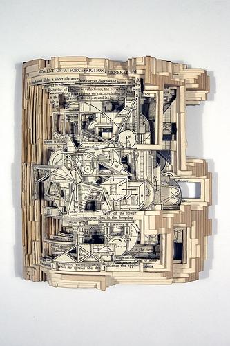Брайан Деттмер - резчик по книгам — фото 9