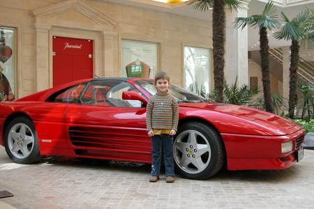 Не хочу учиться, хочу машину красную)))