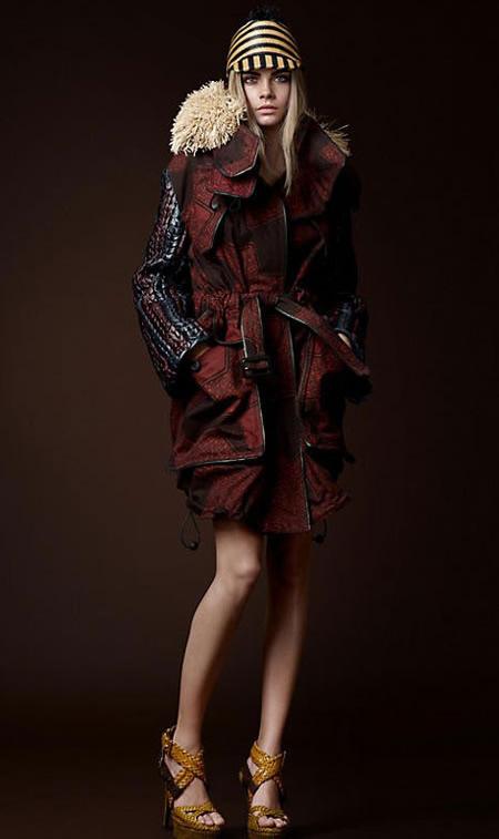 Модные куртки весна-лето 2012 — фото 7