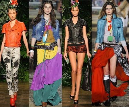 Модные куртки весна-лето 2012 — фото 6