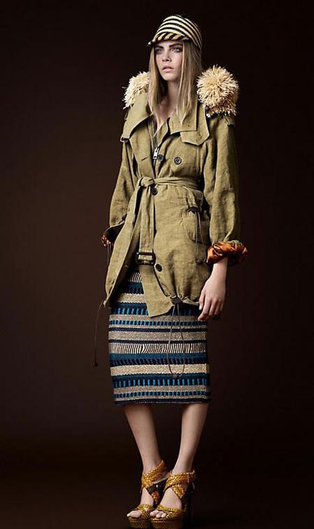 Модные куртки весна-лето 2012 — фото 8