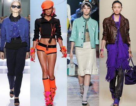 Модные куртки весна-лето 2012 — фото 1