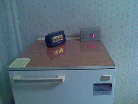 Терморегулятор в сборе