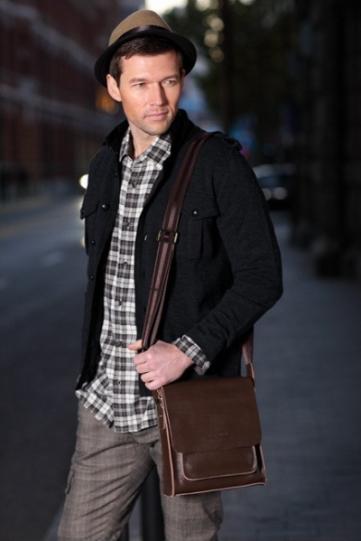 Мужские сумки. Как выбрать? — фото 5