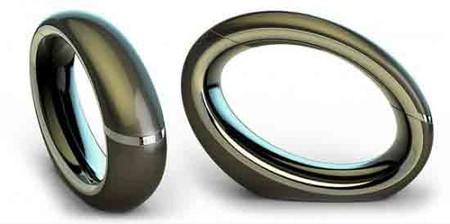 Футуристический телефон Eclipse  для домашнего использования — фото 1