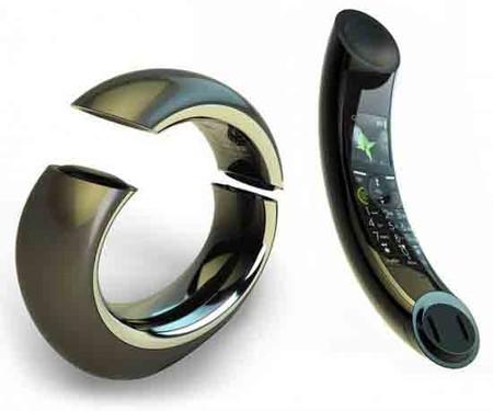 Футуристический телефон Eclipse  для домашнего использования — фото 3
