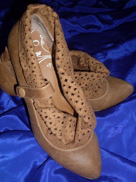 Туфли Bershka — фото 1