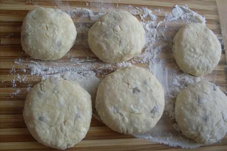 Сырники с изюмом — фото 4