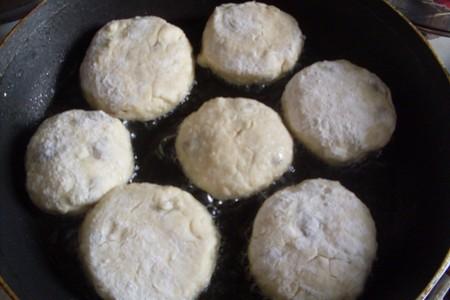 Сырники с изюмом — фото 5