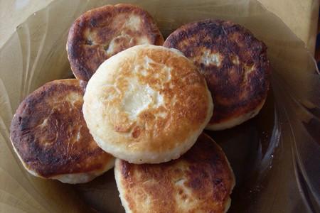 Сырники с изюмом — фото 7