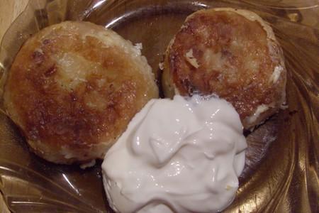 Сырники с изюмом — фото 1
