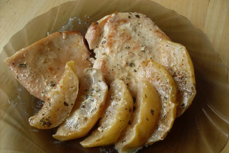 Куриные стейки по-нормандски — фото 1