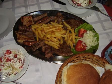 Стоимость такого обеда — 4 евро