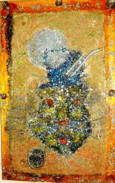 Картины из металлической стружки Каргина Владимира — фото 2