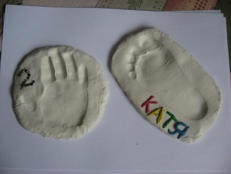 Самодельный Baby Art — фото 3