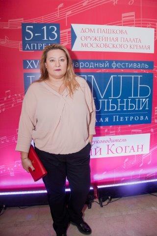 В Москве открылся Юбилейный XV Международный Фестиваль «Кремль Музыкальный имени Николая Петрова» — фото 6