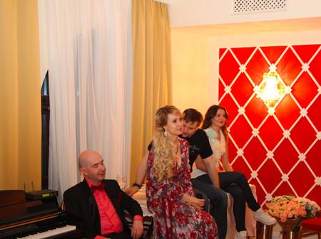 Второе мероприятие из цикла авторских творческих вечеров Юлии Басовой — фото 3