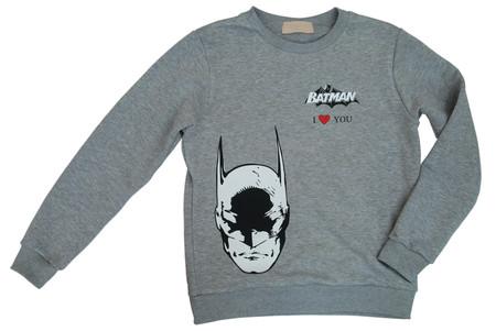 """Уютная толстовка RUBAN """"Batman I love You"""" — фото 1"""